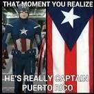 captain america meme captain puerto rico - Google Search