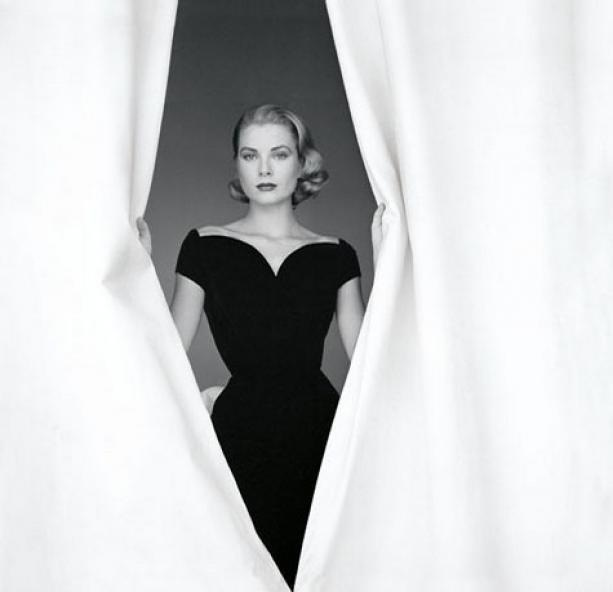 Grace Kelly: Fashion, Vintage, Beautiful, Style Icons, Grace Kelly, Little Black Dresses, The Dresses, People, Photo