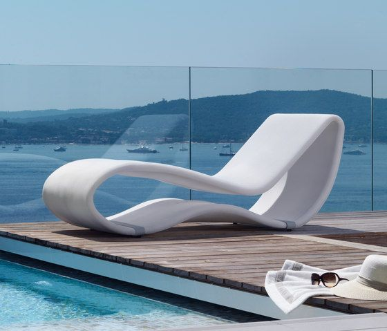 Karim Rashid - All about Breez 2.0 Sunbed by Talenti on Architonic.
