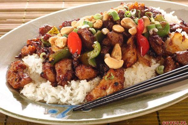 Kurczak po chińsku przepis - zdjęcie nr 1