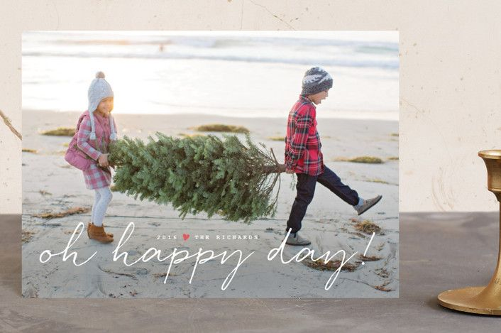 Oh Happy Day by Design Lotus at minted.com
