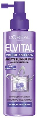 L'Oréal Paris Elvital Volume-Collagen Ansatz Push-Up Spray