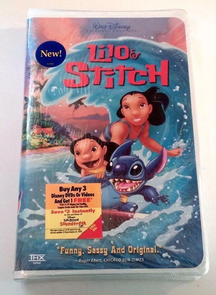 Lilo stitch walt disney childrens family movie animated