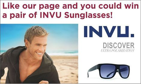 Like the Dynamic Vision Optometrists Nelspruit Facebook page and you could win a pair of INVU sunnies!  https://www.facebook.com/dynamicvisionnelspruit  The lucky winner will be drawn on Monday, 01 December.