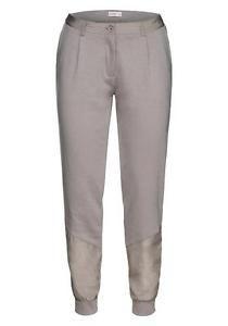 Jersey Hose von Sheego in Größe 96 (48 langgröße), in Hellgrau  | eBay
