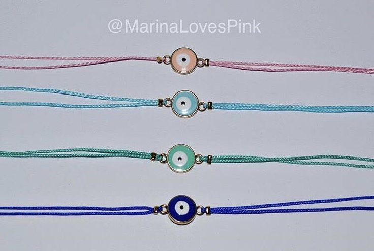 A personal favourite from my Etsy shop https://www.etsy.com/listing/508521517/evil-eye-dainty-bracelet-martyrika-greek