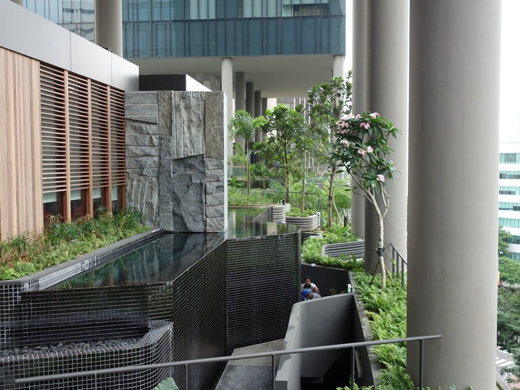 Parkroyal on Pickering in Singapore