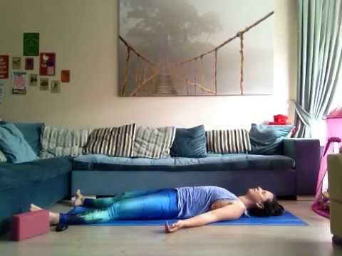 Yoga başlangıç ve orta seviye 01 / Toplam 6 bölüm - YouTube