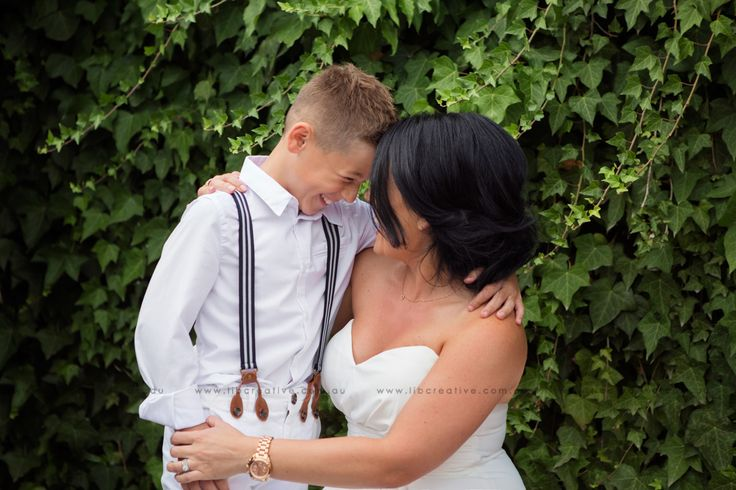 Mother and son love - family photography Lib Creative Canberra