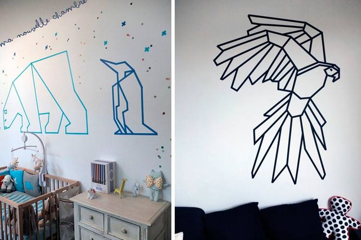 Ideas para decorar con murales artísticos