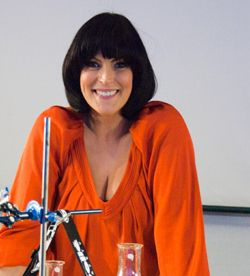Anna Richardson - The Sex Education Show - Sexperience
