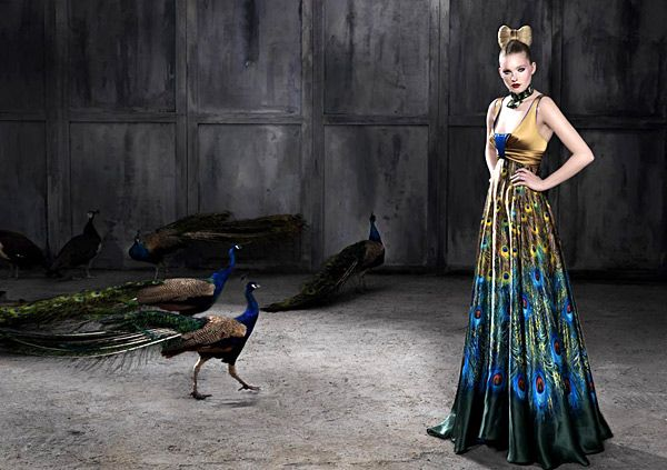 Princess of the Peacocks.