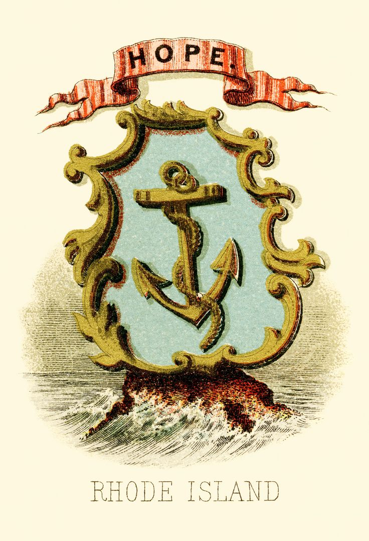 93 best historical coat of arms in the american states from 1876 rhode island state coat of arms illustrated biocorpaavc Choice Image