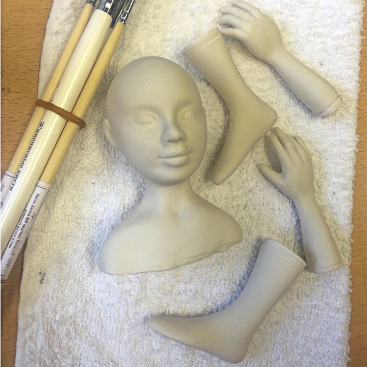 #процесс #фарфор #куклы #кукларучнойработы #фарфороваякукла #куклаизфарфора #пробапера #страшноажжуть #handmade #porcelain #doll #dolls #art