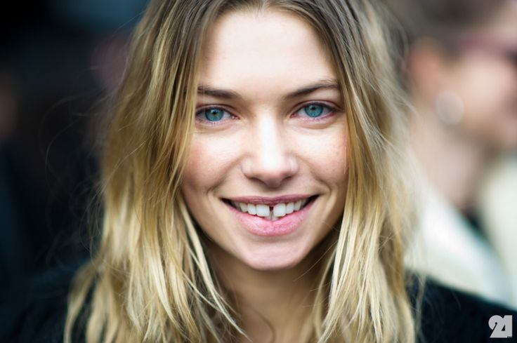 gap teeth jessica hart a gap to smile about