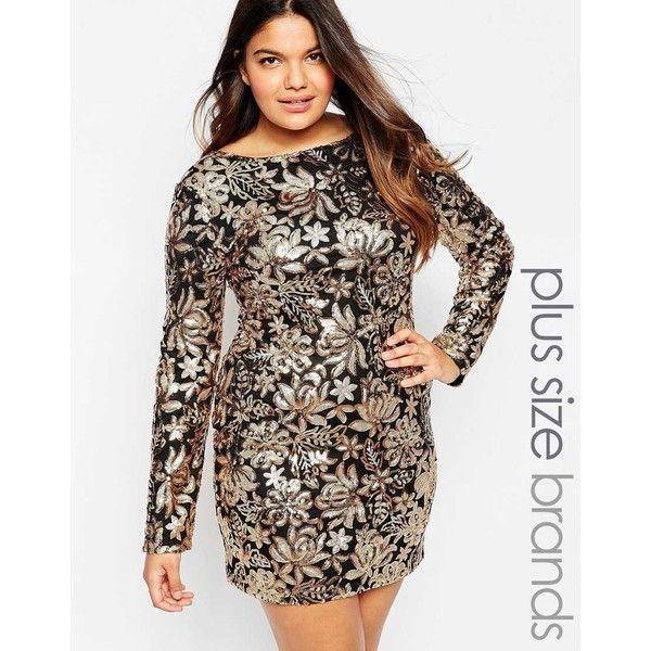 Best 25+ Gold plus size dresses ideas on Pinterest