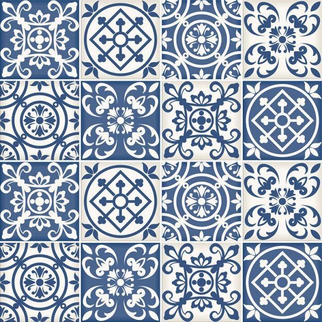 Adesivo para Azulejo - Português 03