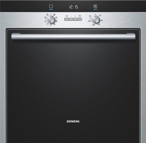 Siemens HB33GB550 Einbau-Backofen / A / 3D-Heißluft plus / softClose / edelstahl Siemens