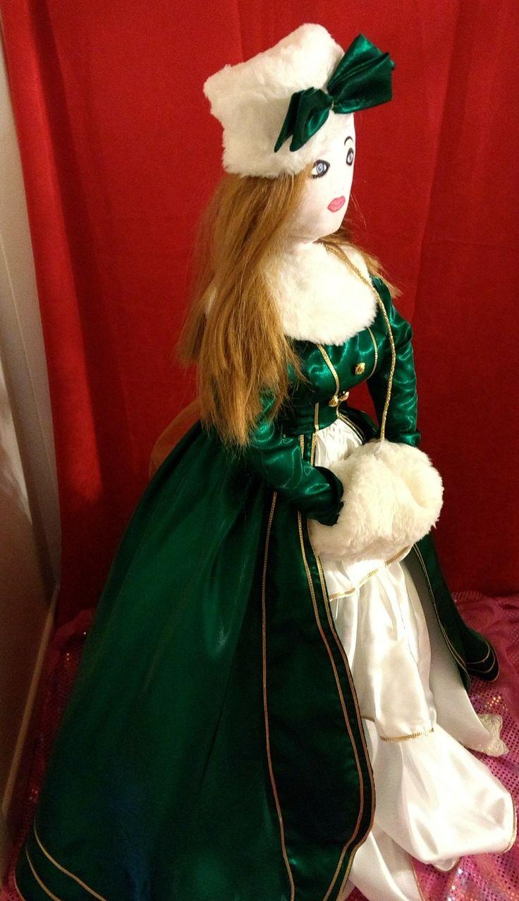 Threadella Christmas dresses