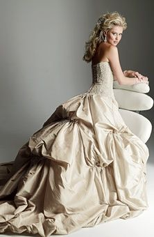 11 best history of fashion the bustle period images on for Period style wedding dresses