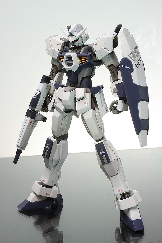 HG 1/144 Gundam AGE-1 Normal Color variations painted build - Gundam Kits Collection News and Reviews