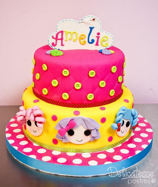 Lalaoopsy Cake