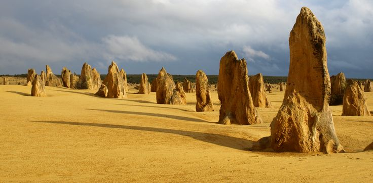 The Pinnacles: Human or natural ?