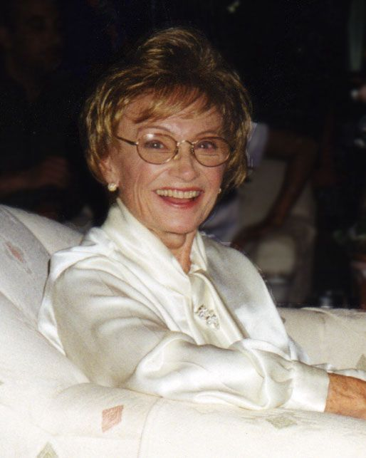 Estelle Getty  (July 25, 1923--July 22, 2008)