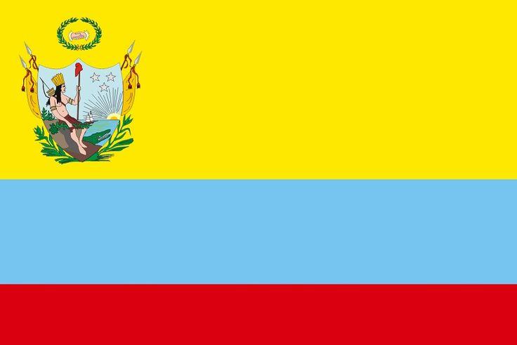 Gran Colombia bandera