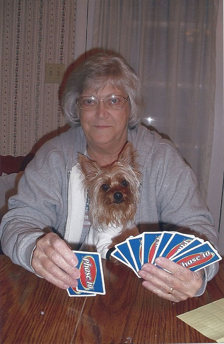 """Barbara of Tennessee asks """"Cards Anyone?"""""""