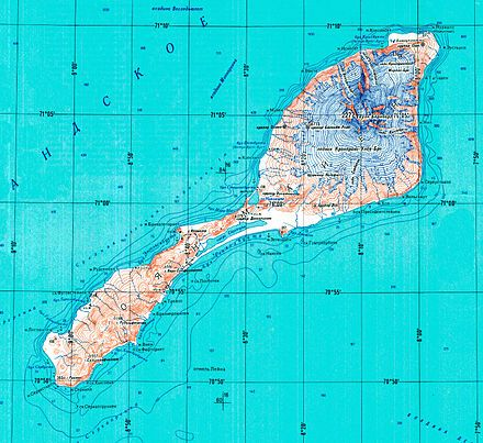 Topographic Map Of Norway.Jan Mayen Soviet Topographic Map Norway Pinterest