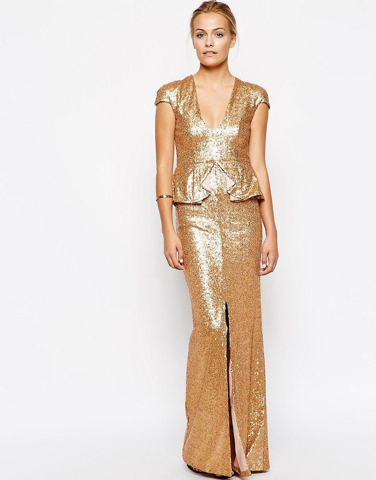 maxi-dress-gold