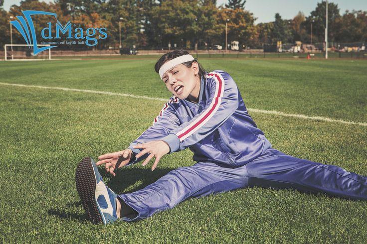 Spor yapmadan önce, hangi sporun size daha uygun olduğunu uzmanlardan öğrenin! dMags Network spor dergileri yeni sayılarıyla yayında...