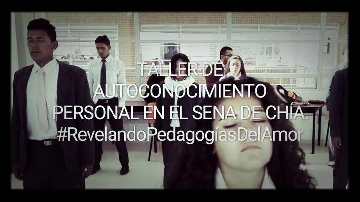 TALLER DE AUTOCONOCIMIENTO PERSONAL EN EL SENA DE CHÍA - ESTUDIANTES DE ...