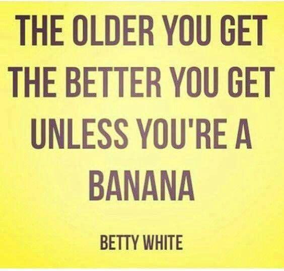 I love Betty White.  :-)