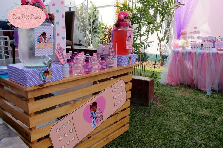 Doc McStuffins Birthday Party Ideas | Photo 1 of 91