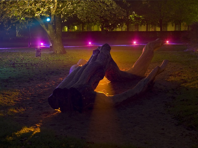 Lights in Alingsås, 2011; Andrea Mantello (thesignLab); photo: Hasselblad H3D
