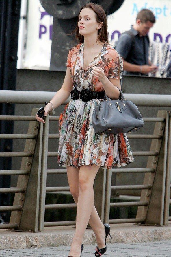 Fashion Gossip Seeing Stars This Fall Dolce Gabbana: Gossip Girl Fashion - Blair Waldorf