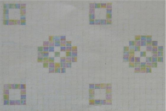 MOSAICOS PUZZLE: MURAL HK PEARL - ST014 33x33 cm Caja: 100 piezas