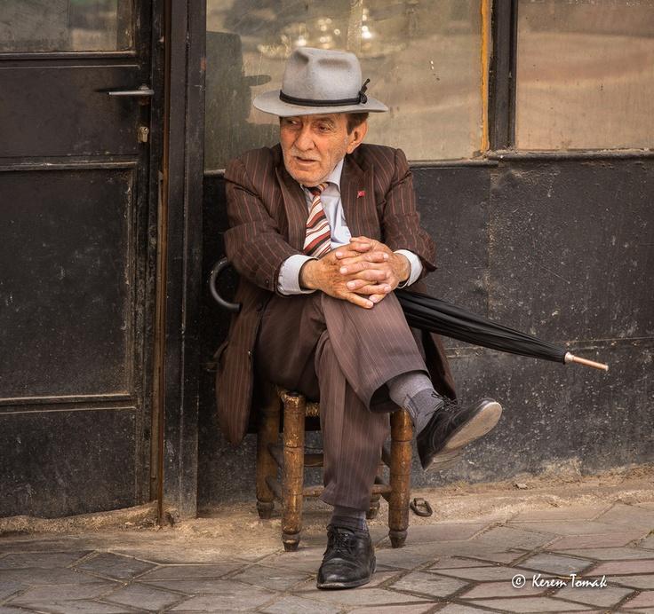 Waiting - Ankara, Turkey