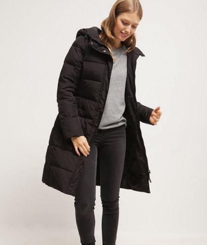 Vero Moda VMAUDA kurtka Płaszcz zimowy black