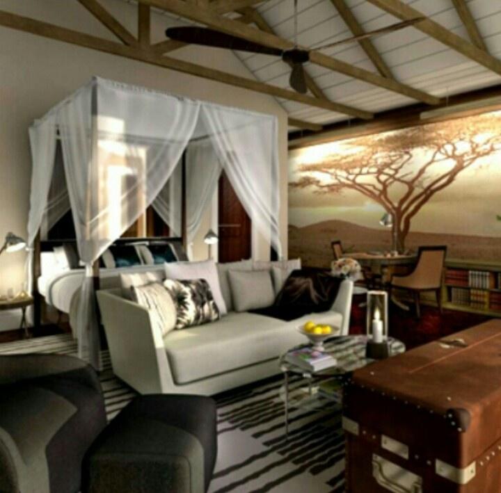 Best Safari Inspired Home Decor Images On Pinterest African