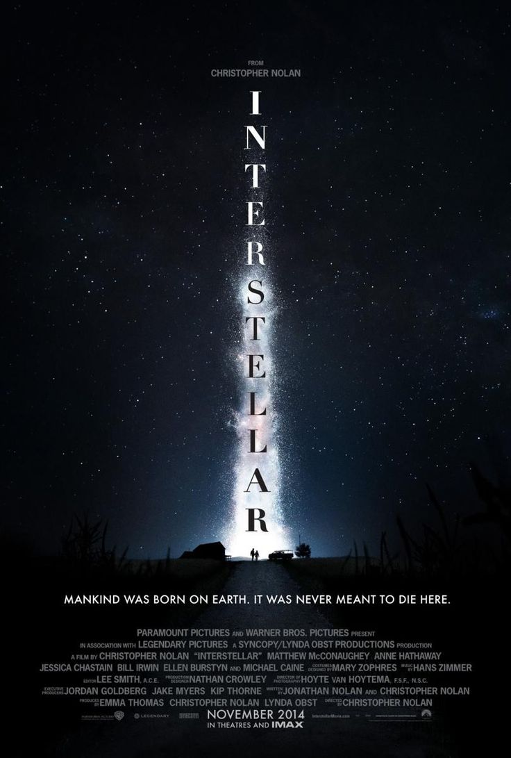 Interstellar (2014) - FilmAffinity