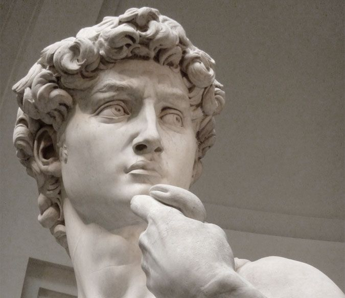 Accademia Gallery Florence Italy | Art history courses with Centro Machiavelli in Florence