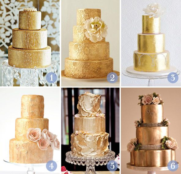 Our Wedding Cake | 1. Wedding Bee | 2. Brides | 3. The Wedding Decorator  | 4. Seattle Bride | 5. Style Me Pretty | 6. Let Them Eat Cakes |