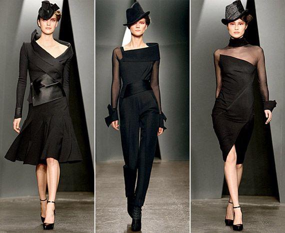 Csodás kis fekete ruhák és alternatíváik a legnevesebb tervezőktől | retikul.hu