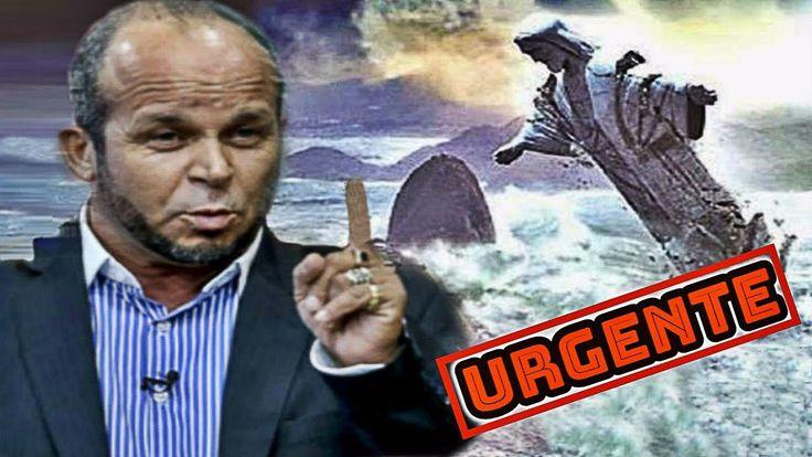 ASSUSTADOR! Vidente Carlinhos volta a falar sobre previsão do MAR DESTRU...