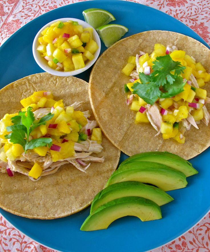 Pineapple Mango Salsa: Peel and chop 2 mangos, ½ of a pineapple, 2TB red onion, 2 TB chopped cilantro, 1 small jalapeño, juice of 1 lime, salt to taste. You can make a quick meal using this salsa on top of fish or chicken tacos. Or dip with blue corn tortilla chips.  Pairs perfectly with Rosso & Bianco Chardonnay.