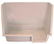 29 best pet bathing tubs images on pinterest bathtubs soaking ultralift 3 side splash do it yourself grooming tub 3 side splash solutioingenieria Choice Image