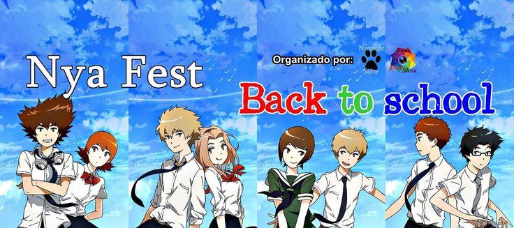 Nya Fest - Back to School 2016 - Temuco, Chile, 19 de Marzo 2016 ~ Kagi Nippon He ~ Anime Nippon-Jin